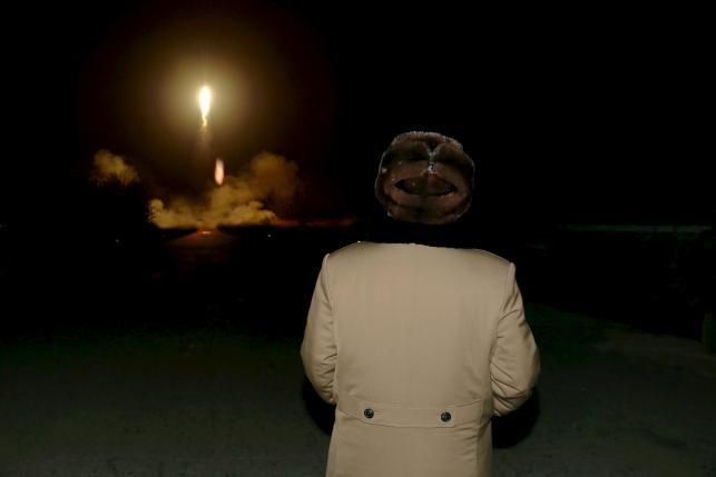 Triều Tiên thử tên lửa đạn đạo xuyên lục địa thất bại - ảnh 1