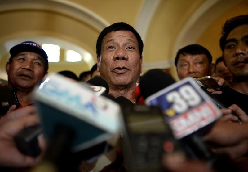 Philippines cũng có Donald Trump? - ảnh 1