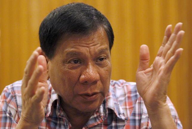Ứng viên tổng thống Philippines xin lỗi vì 'đùa cợt cưỡng hiếp' - ảnh 1