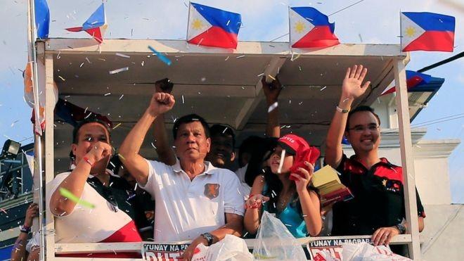Ứng viên tổng thống Philippines xin lỗi vì 'đùa cợt cưỡng hiếp' - ảnh 2