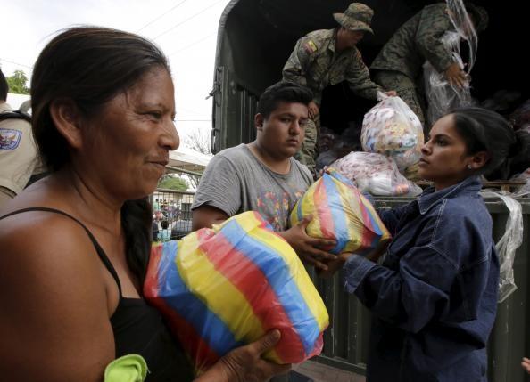 Ecuador rao bán tài sản chính phủ để tái thiết sau động đất - ảnh 1