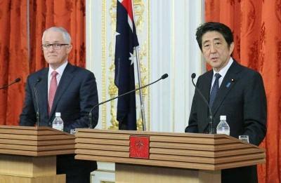 Nhật, Úc không bàng quan với biển Đông - ảnh 1