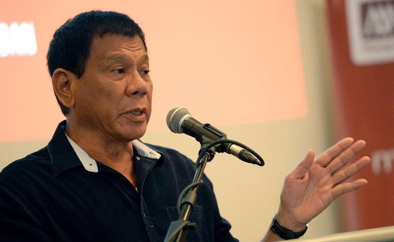 Ứng viên tổng thống số 1 Philippines lại có phát ngôn gây sốc - ảnh 1