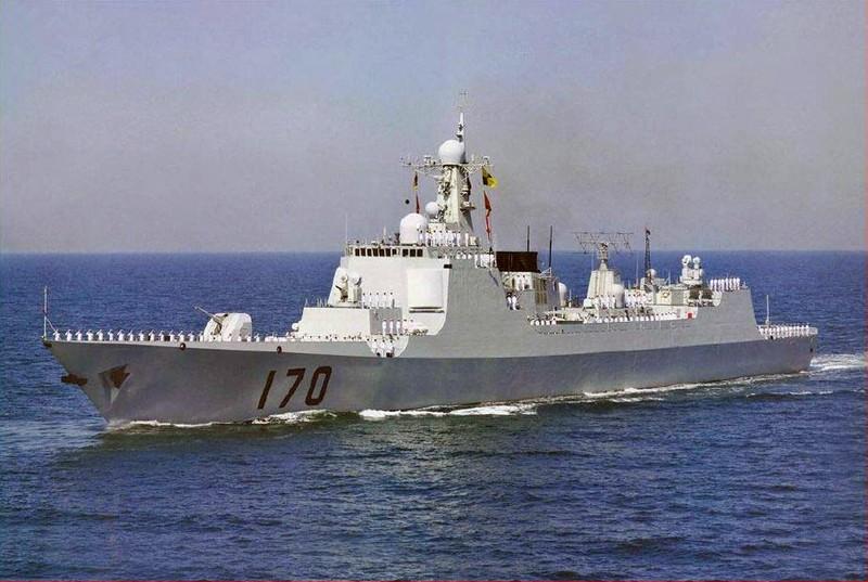 Trung Quốc muốn tập trận chung với các nước cùng tranh chấp biển Đông - ảnh 1