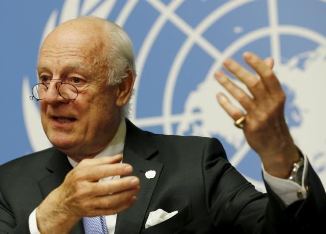 Liên Hiệp Quốc kêu gọi Mỹ, Nga tìm hòa bình cho Syria - ảnh 1