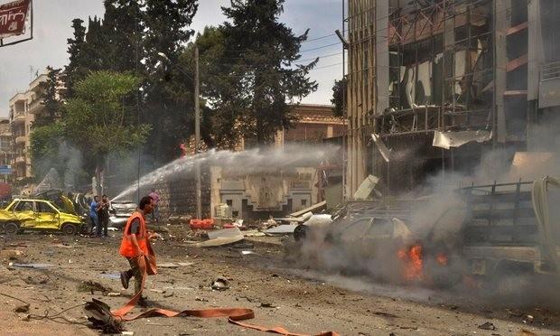 Syria giao tranh căng thẳng, thỏa thuận ngừng bắn sắp sụp đổ - ảnh 1