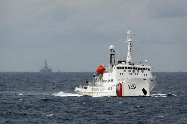 Trung Quốc sẽ tập trận nhiều hơn ở biển Đông - ảnh 1