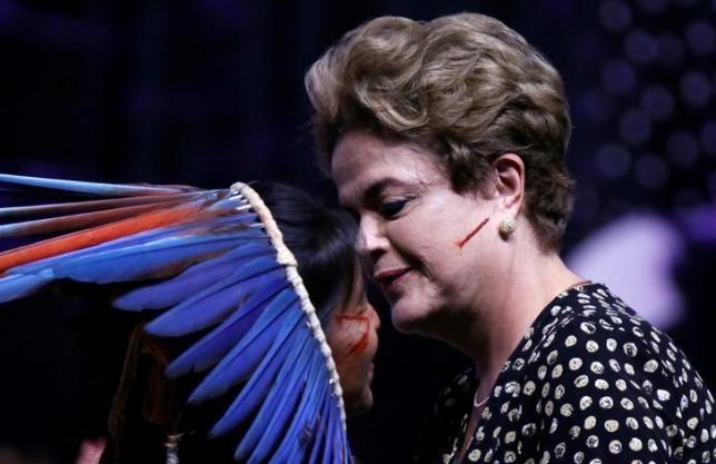 Tổng thống Brazil chuẩn bị ra đi - ảnh 1