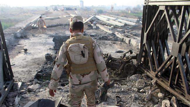 Đánh bom tự sát quán café Baghdad, 16 người chết - ảnh 1