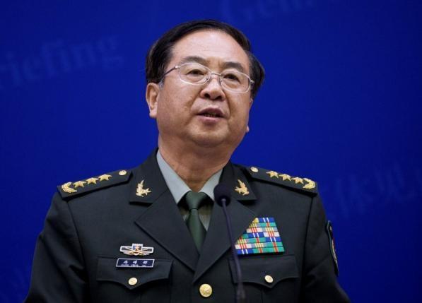 Tướng Mỹ - Trung họp bàn giảm nguy cơ đối đầu ở biển Đông - ảnh 1