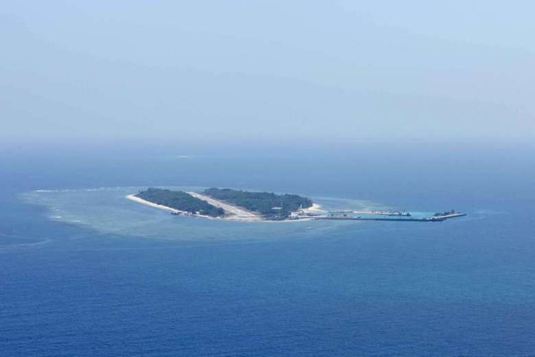 Đài Loan ngang nhiên mời trọng tài quốc tế và Philippines tới đảo Ba Bình - ảnh 1