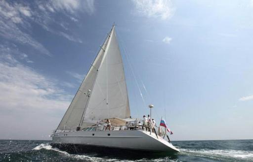 Nga yêu cầu Triều Tiên giải thích vụ bắt giữ du thuyền Nga - ảnh 1