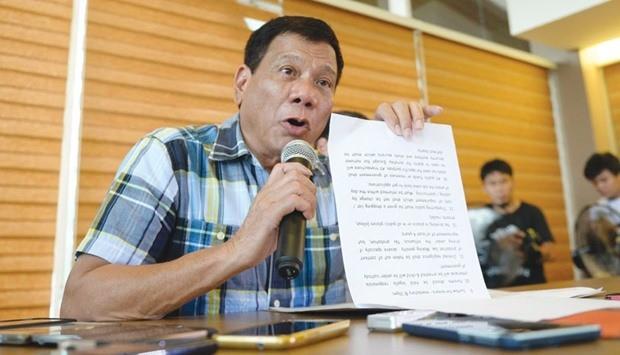 Tân tổng thống Philippines 'không xuống nước' trong vấn đề biển Đông - ảnh 1