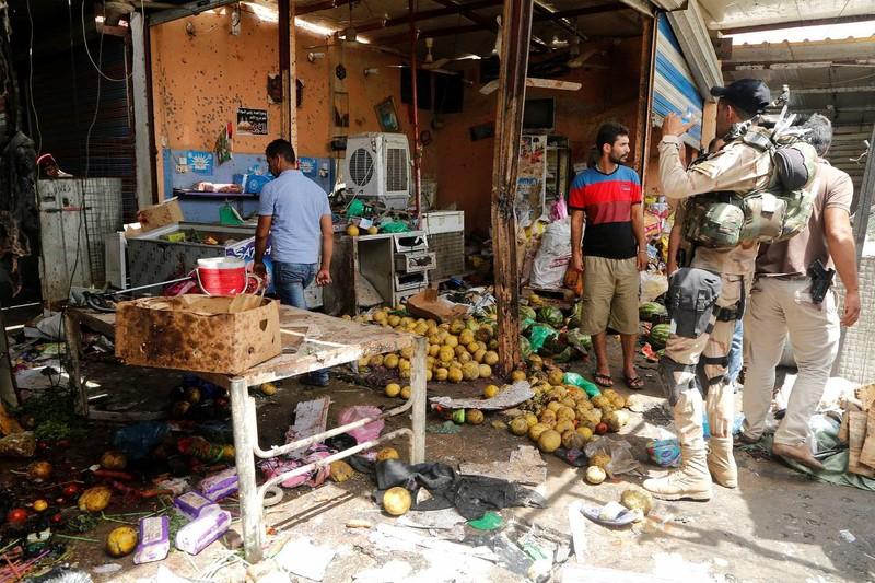 Baghdad mất an ninh trầm trọng vì khủng hoảng chính trị - ảnh 1