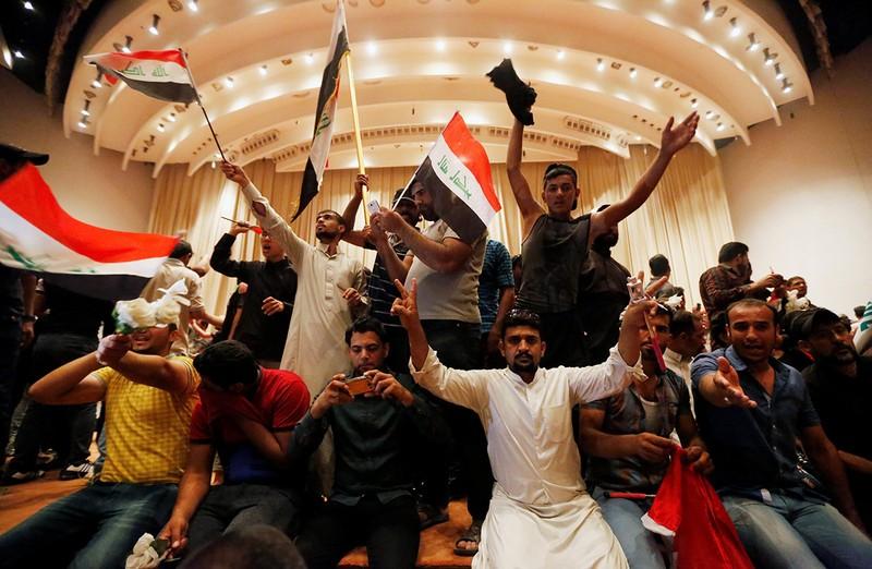 Baghdad mất an ninh trầm trọng vì khủng hoảng chính trị - ảnh 2