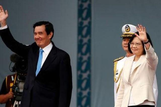 Bà Thái Anh Văn nhậm chức lãnh đạo Đài Loan - ảnh 1