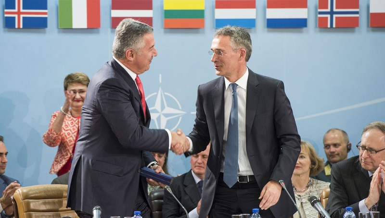 NATO mời Montenegro gia nhập, Nga đe dọa trừng phạt - ảnh 1