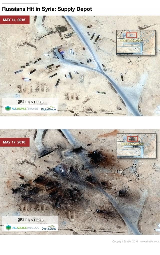 Nga bác bỏ tin IS phá hủy 4 trực thăng Nga ở Syria - ảnh 2