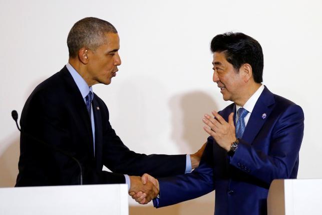 Thủ tướng Abe nói về tội ác quân nhân Mỹ với Tổng thống Obama - ảnh 1