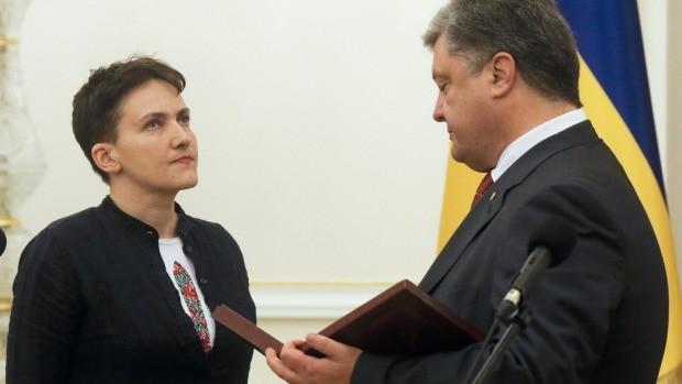 Nga trao trả nữ phi công Ukraine, đổi lại tù binh Nga - ảnh 2