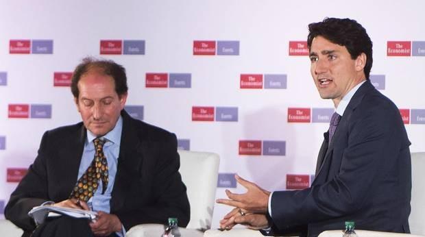 Thủ tướng Canada: Trung Quốc nên thay đổi cách hành xử với nhà báo - ảnh 1