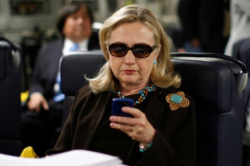 Sự nghiệp chính trị bà Clinton có thể vào ngõ cụt vì một bức ảnh - ảnh 1