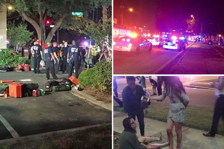 Xả súng nghiêm trọng tại hộp đêm đồng tính ở Mỹ, 20 người chết - ảnh 1