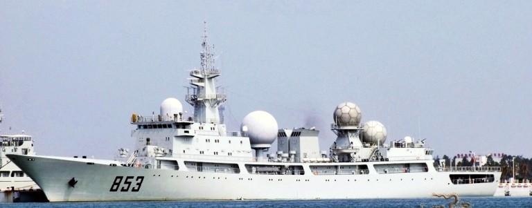 Tàu do thám Trung Quốc vào lãnh hải Nhật - ảnh 1