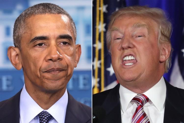Tổng thống Obama: Donald Trump hủy hoại giá trị Mỹ - ảnh 1