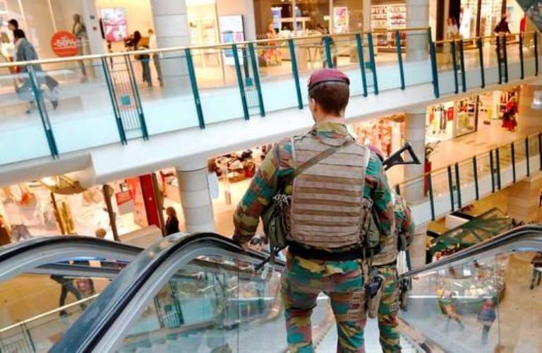 Bỉ bắt người đàn ông ôm muối giả bom, đe dọa khủng bố - ảnh 2