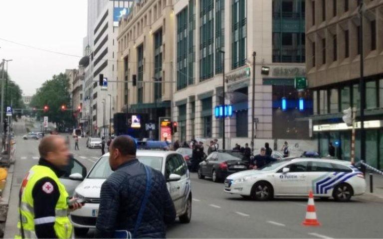 Bỉ bắt người đàn ông ôm muối giả bom, đe dọa khủng bố - ảnh 1