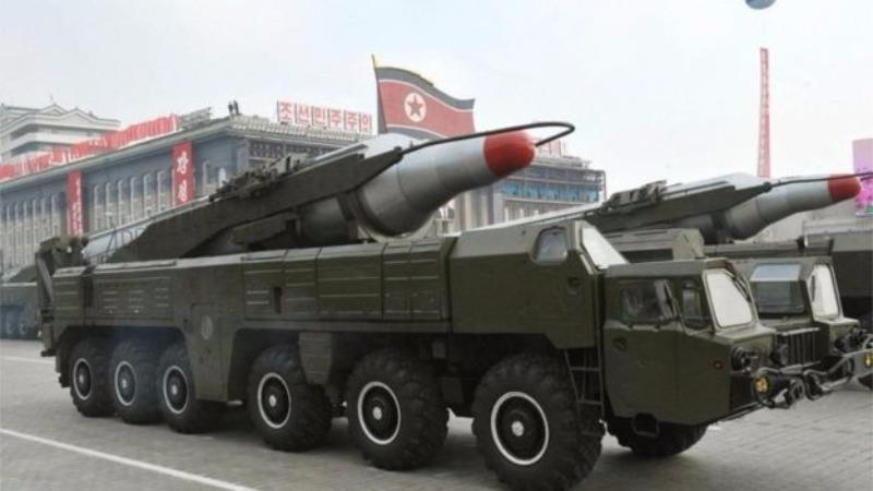 Tên lửa Musudan của Triều Tiên