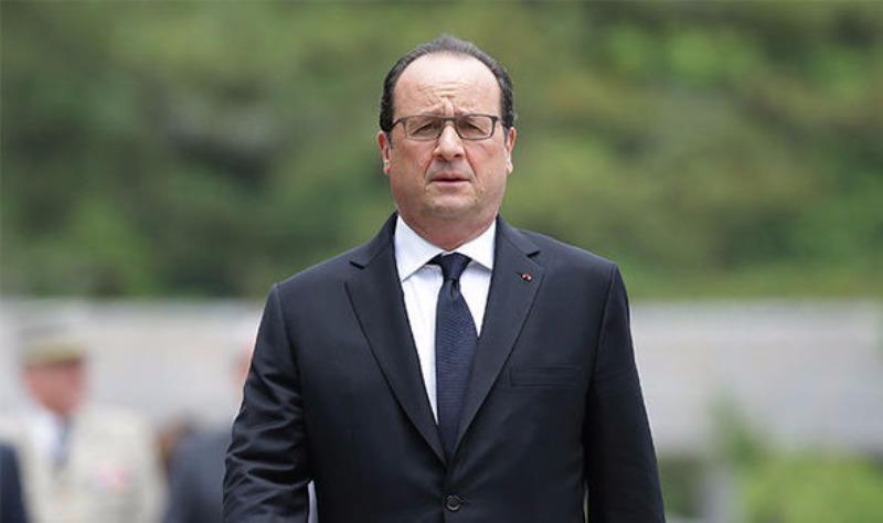 Tổng thống Pháp Hollande muốn Pháp ở lại EU
