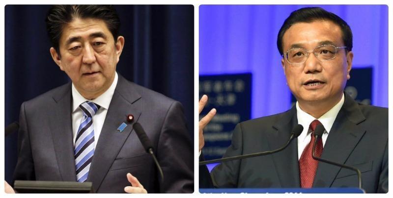 Lãnh đạo Nhật, Trung tranh cãi vì biển Đông - ảnh 1