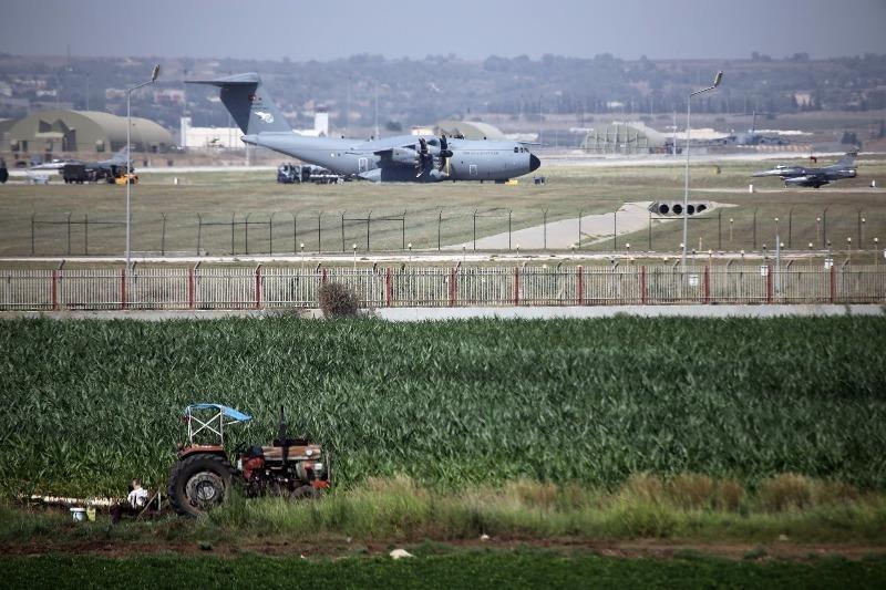 Căn cứ không quân Incirlik của Thổ Nhĩ Kỳ.