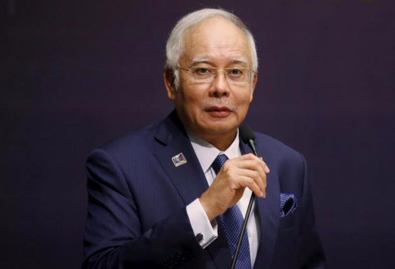 Thủ tướng Malaysia Najib bị nghi biển thủ 681 triệu USD từ quỹ 1MDB.