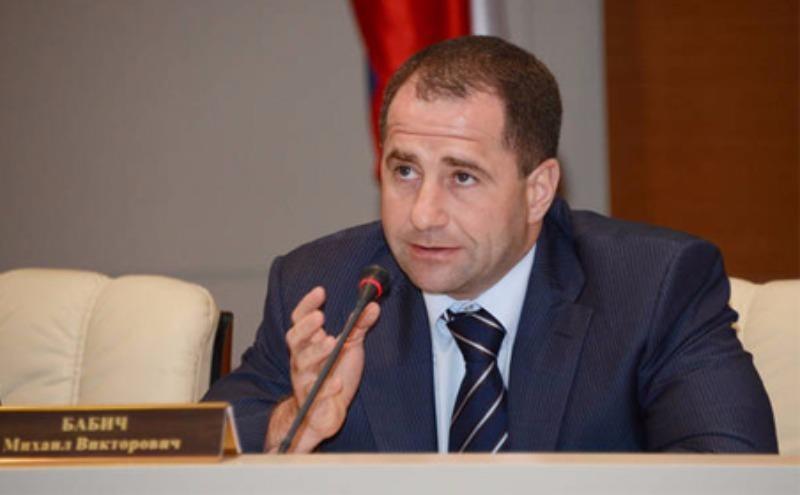 Ông Mikhail Babich vừa bị Ukraine từ chối đề xuất làm đại sứ mới của Nga ở Ukraine.