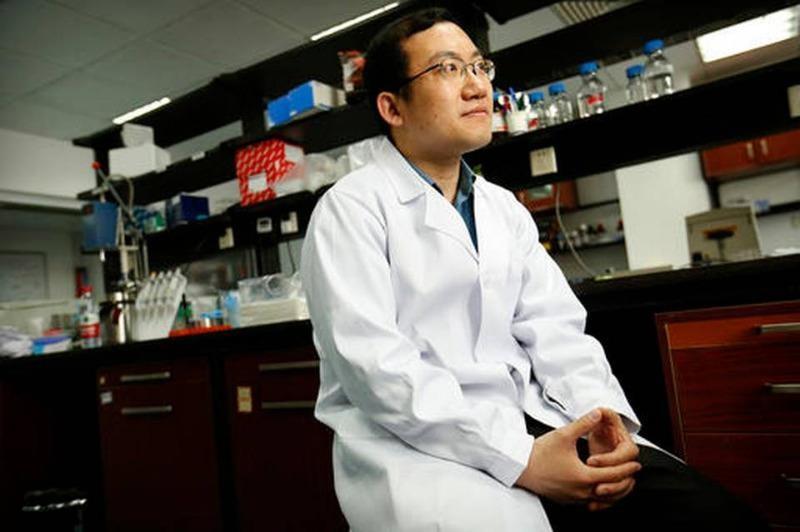 Anh Chen Xiaowei hiện đang làm việc tại đại học Bắc Kinh (Trung Quốc).