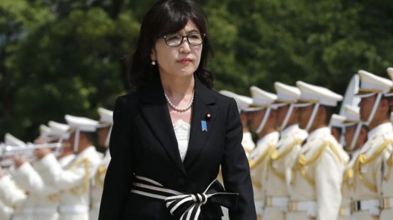 Tân Bộ trưởng Quốc phòng Nhật Tomomi Inada