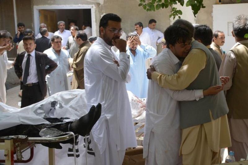 Các luật sư Pakistan sẽ đình công vào ngày 9-8 lên án vụ đánh bom.