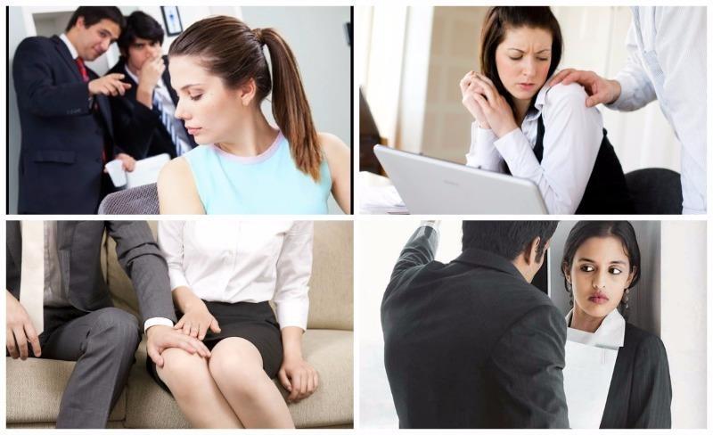 Phụ nữ tuổi từ 18-24 là đối tượng bị quấy rối tình dục nhiều nhất nơi công sở.
