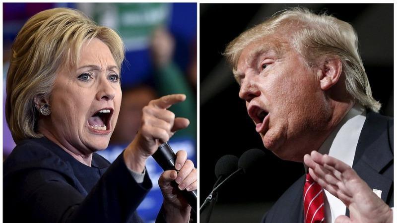 Ông Trump lần đầu tiên thừa nhận có khả năng sẽ thua bà Clinton trong cuộc đua tổng thống.