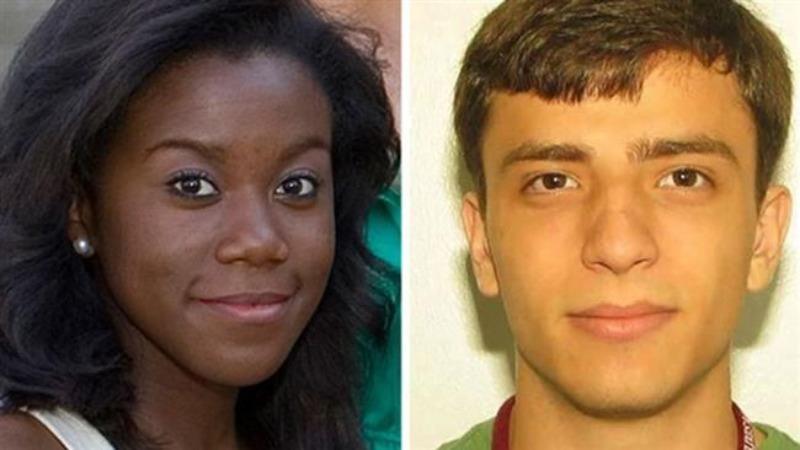 Cặp vợ chồng Jaelyn Delshaun Young và Muhammad Oda Dakhlalla bị phát hiện giúp IS và muốn sang Syria đầu quân IS.