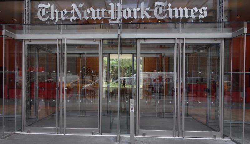 Báo New York Times bị tin tặc nghi của Nga tấn công.