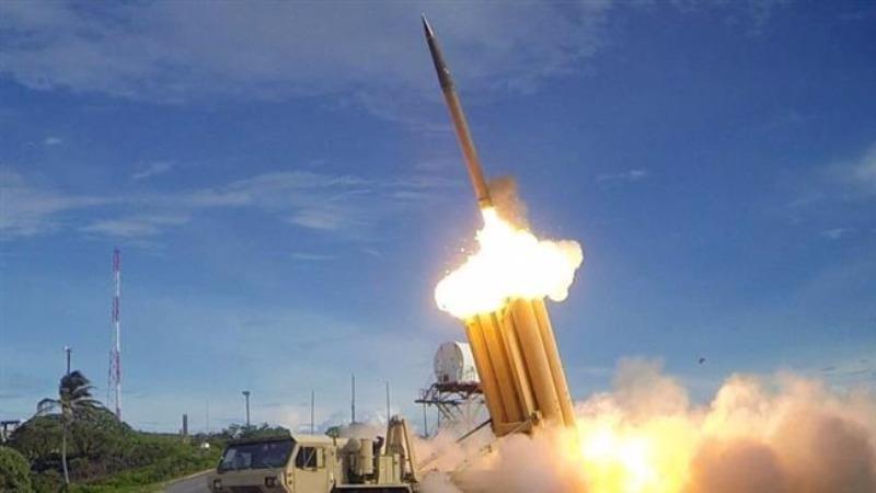 Hệ thống tên lửa phòng thủ THAAD.