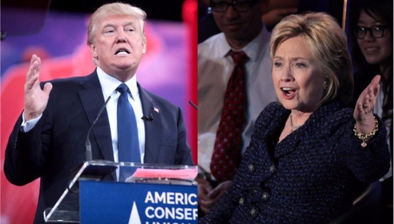 Bà Clinton bị cử tri Mỹ ghét không kém gì ông Trump.