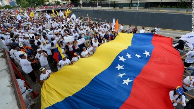 Cuộc đại biểu tình này chỉ là một nhiều cuộc biểu tình sắp diễn ra đòi lật đổ ông Maduro.