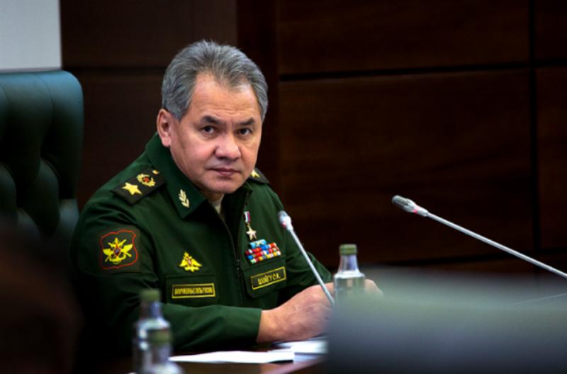 Bộ trưởng Quốc phòng Nga Sergey Shoigu bị Ukraine truy nã vì phá hoại an ninh quốc gia Nga.