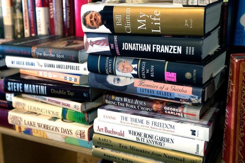 Sách in vẫn còn quyền lực lớn với người đọc.