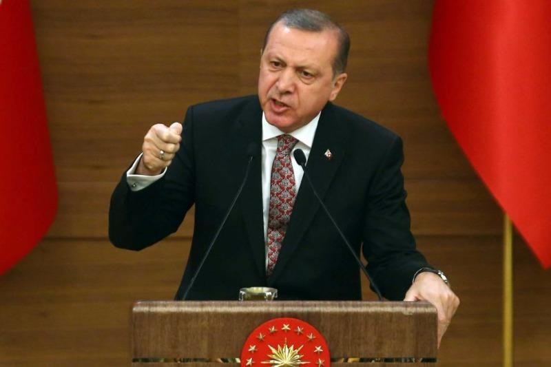 Hai mục tiêu lớn của Tổng thống Erdogan là truy quét PKK và người ủng hộ Giáo sĩ Fethullah Gulen.